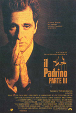 Poster Il padrino - Parte III  n. 0