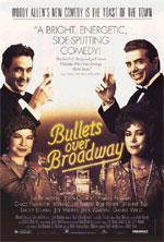 Locandina Pallottole su Broadway
