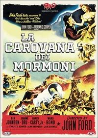 Locandina La carovana dei mormoni