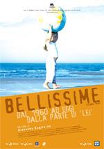Poster Bellissime - Seconda parte - Dal 1960 ad oggi dalla parte di