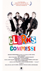 Poster Clerks - Commessi  n. 0