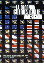 Locandina La seconda guerra civile americana