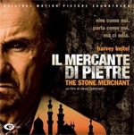 Cover CD Il mercante di pietre
