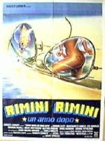 Locandina Rimini Rimini un anno dopo