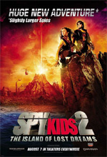 Trailer Spy Kids 2: l'isola dei sogni perduti