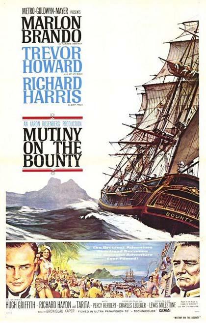 Trailer Gli ammutinati del Bounty