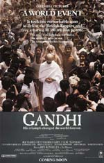 Poster Gandhi  n. 1