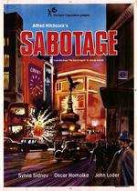 Poster Sabotaggio  n. 0