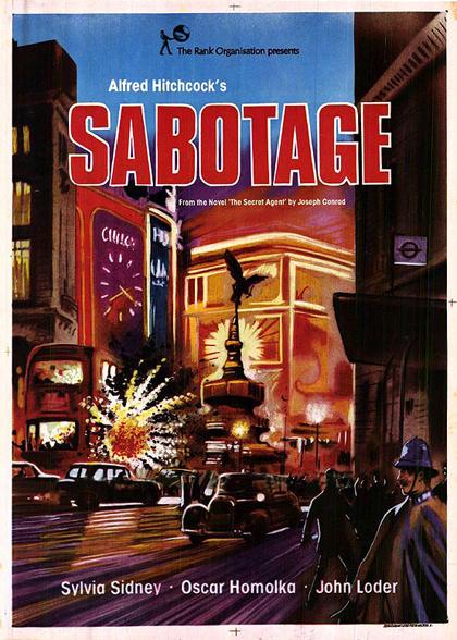 Trailer Sabotaggio