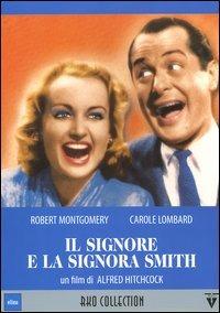 Locandina Il signore e la signora Smith