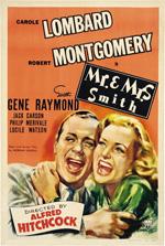 Poster Il signore e la signora Smith  n. 0