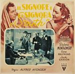 Poster Il signore e la signora Smith  n. 2