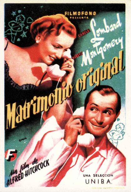 Poster Il signore e la signora Smith