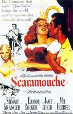Locandina Scaramouche