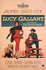 Locandina Lucy Gallant