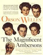 Poster L'orgoglio degli Amberson  n. 1