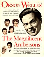 Poster L'orgoglio degli Amberson  n. 2