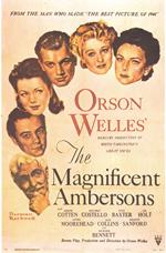 Poster L'orgoglio degli Amberson  n. 3