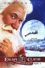 Poster Santa Clause è nei guai  n. 1