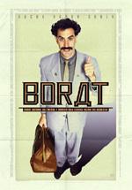 Locandina Borat - Studio culturale sull'America a beneficio della gloriosa nazione del Kazakistan