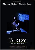 Locandina Birdy - Le ali della libertà