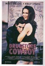 Poster Drugstore Cowboy  n. 1