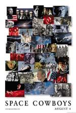 Poster Space Cowboys  n. 1