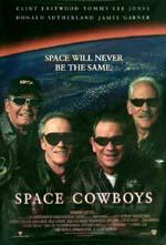 Poster Space Cowboys  n. 2