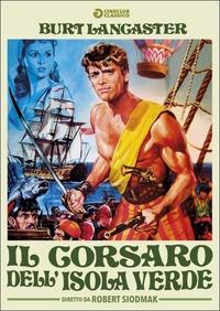 Locandina Il corsaro dell'isola verde