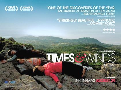Locandina italiana Times and Winds
