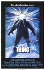 Poster La cosa  n. 1