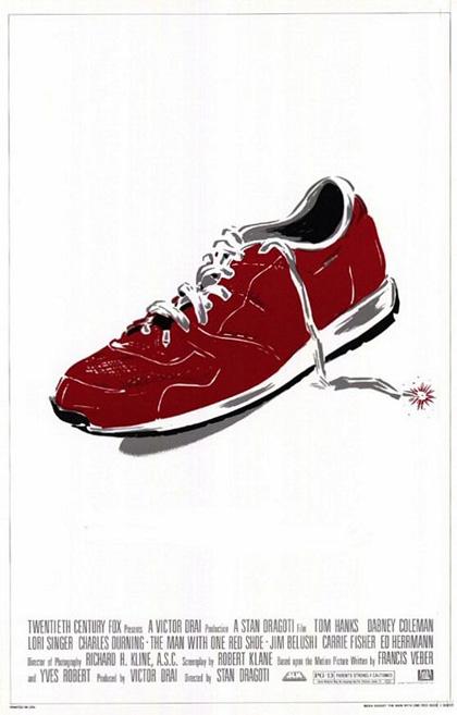 L'uomo con la scarpa rossa (1985) Film Trama Trovacinema