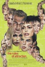 Poster Le regole dell'attrazione  n. 1