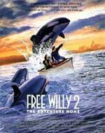 Locandina Free Willy 2