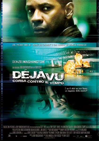 Deja Vu Corsa Contro Il Tempo Film 2006 Mymovies It