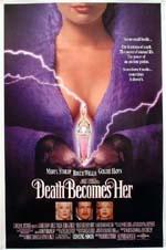 Poster La morte ti fa bella  n. 2