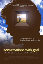 Poster Conversations with God  n. 1