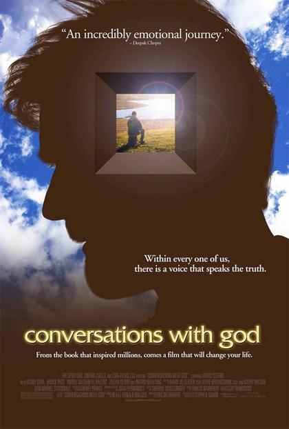 Locandina italiana Conversations with God