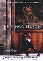 Locandina Lezioni di tango