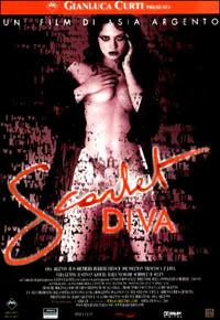 Locandina Scarlet Diva