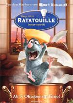 Poster Ratatouille  n. 2