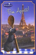 Poster Ratatouille  n. 23
