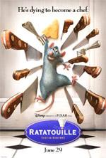 Poster Ratatouille  n. 34