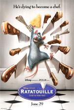 Poster Ratatouille  n. 38