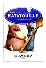 Poster Ratatouille  n. 47