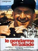 Locandina 6 gendarmi in fuga
