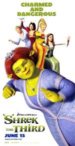 Poster Shrek terzo  n. 9
