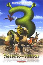 Poster Shrek terzo  n. 11