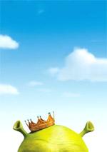 Poster Shrek terzo  n. 12