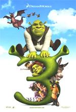 Poster Shrek terzo  n. 16